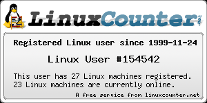 registered LINUX-Logo